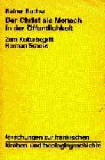 Zum Kulturbegriff Herman Schells