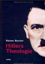 Hitlers Theologie.