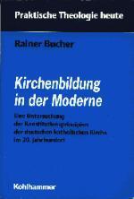 Eine Untersuchung der Konstitutionsprinzipien der deutschen katholischen Kirche im 20. Jahrhundert